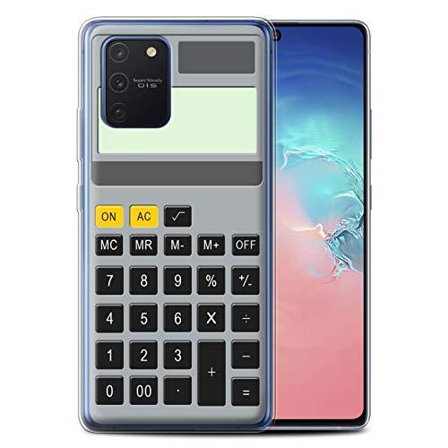 Stuff4 Var voor Samsung Galaxy Keys/Knoppen Samsung Galaxy S10 Lite 2020 Rekenmachine