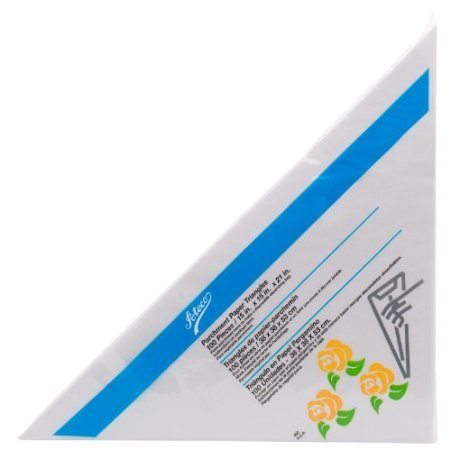 Ateco Parchment Triangle, 100-Pack