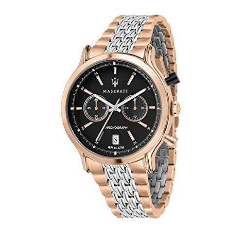 Orologio da uomo, Collezione Legend, cronografo, in acciaio e PVD oro rosa - R8873638005