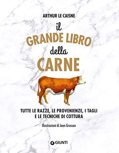 Il grande libro della carne (Italian Edition)