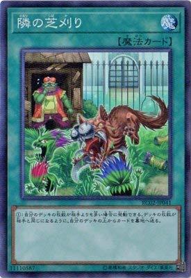 遊戯王/第10期/RC02-JP041 隣の芝刈り 【スーパーレア】