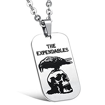 expendables necklace