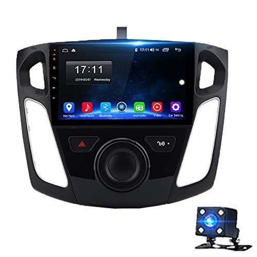 Buy Bargain NBVNBV Android 9.0 Car GPS Multimedia Navigator System Radio Fit for Ford Focus 2012-201...