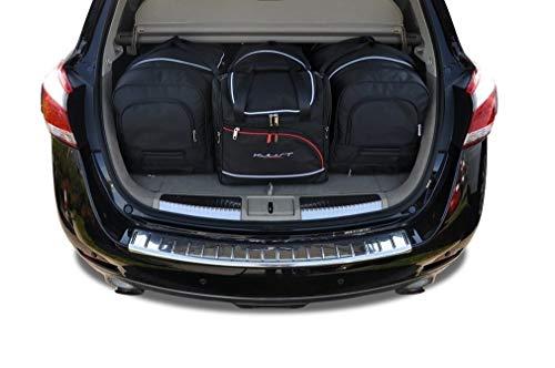 Kjust Carbags SystàˆMe De Sacs De Tronc Nissan Murano Z51, II, 2008- Sacs pour Voiture