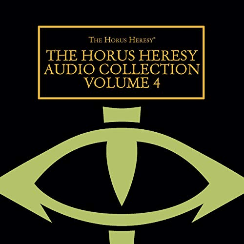Couverture de The Horus Heresy Audio Collection Volume 4