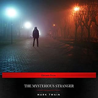 The Mysterious Stranger audiobook cover art
