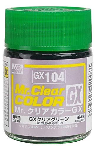 GSI クレオス GX104 GXクリアグリーン