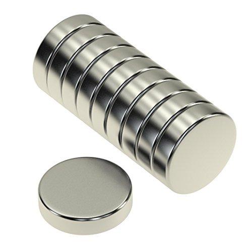 RICOO Neodym Magnete 20x5 mm N45 - 10 Stk. Magnet Magnets Kühlschrankmagnet Supermagnete Neodymmagnet Supermagnet Starke Mini Magnete Würfelmagnet Haftmagnet Dauermagnet Magnetwürfel Neodymmagnete NdFeB # ULTRA STARK ### WIR VERWENDEN NUR HOCHQUALITATIVER ROHSTOFF UND KEINE RECYCLING ROHSTOFFE ###