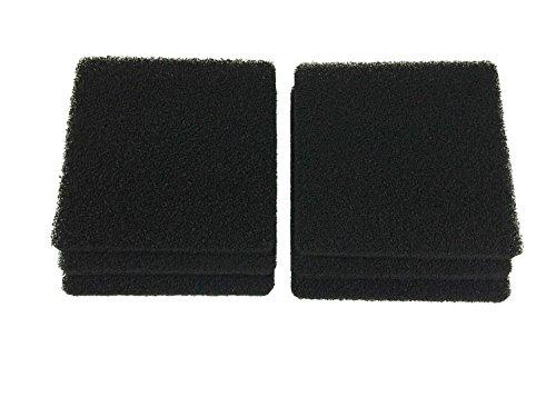 LTWHOME Filterschwamm aus Aktivkohle Passend für Rena Filstar xP Filter Media(6 Stück)