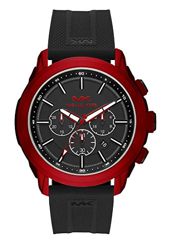 orologio cronografo uomo Michael Kors Kyle sportivo cod. MK8797