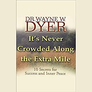 It's Never Crowded Along the Extra Mile cover art