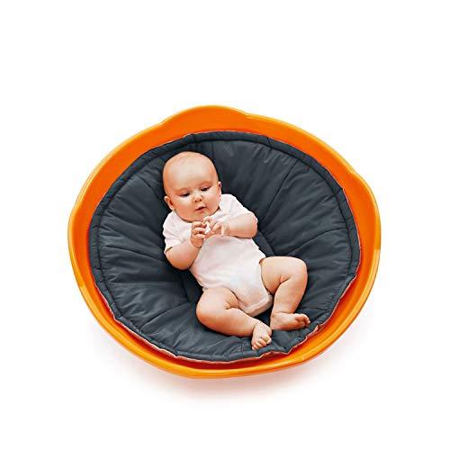 Gonge Spielkreisel Mini Top + Kissen Balance Koordination Gleichgewicht Kreisel