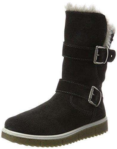 Superfit dziewczęce buty zimowe Lora Gore-tex, czarny - Czarny czarny kombi 02-36 EU