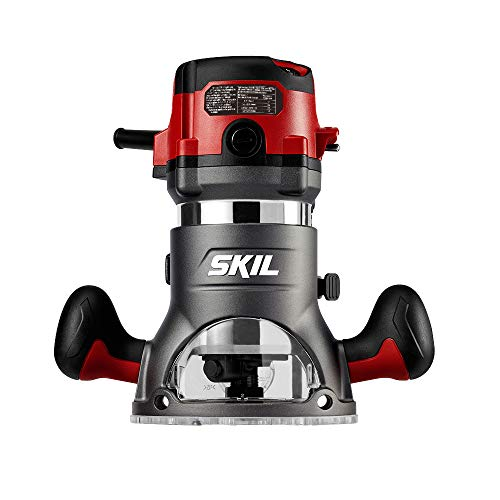 Cheapest Prices! SKIL 10 Amp Fixed Base Corded Router —RT1323-00