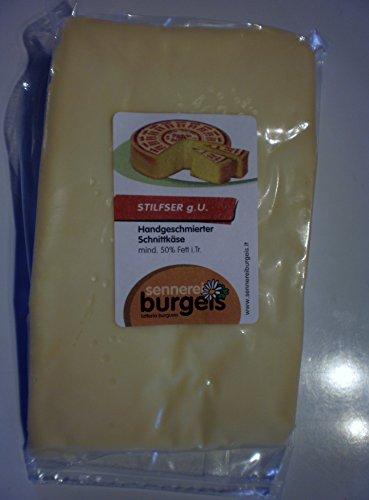 Stilfser g.u. Käse aus Burgeis von der Sennerei keine Industrieware