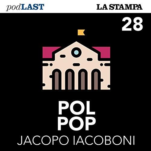 Il tempo delle minacce (Pol-Pop 28) copertina