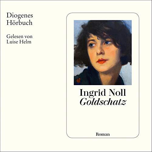 Goldschatz audiobook cover art