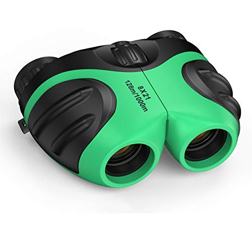 EUTOYZ Outdoor Camping Toys for 4-10 Year Old Boys, Binoculars for Kids...