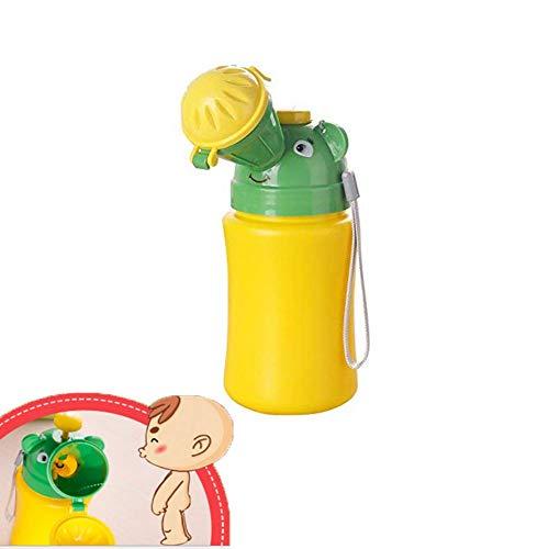 Inodoro portátil para bebés y niños