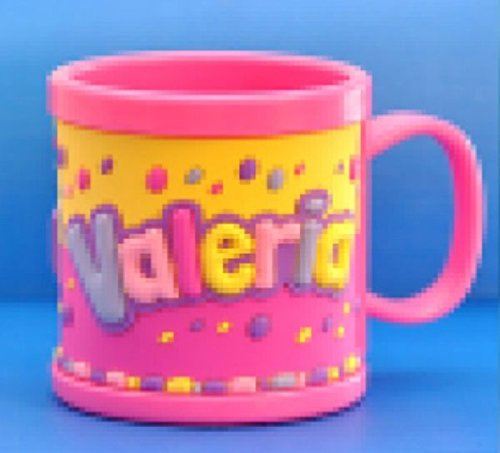 My Name – Tasse Valeria