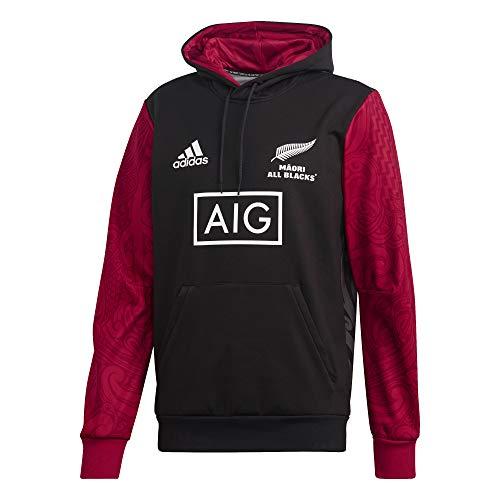 adidas Maori Hoody Sudadera, Hombre, Negro, S