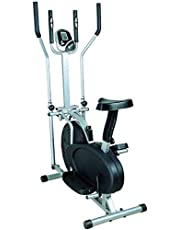 Orbitrack Exercise Bike for Losing Weight - contains a Digital meter
