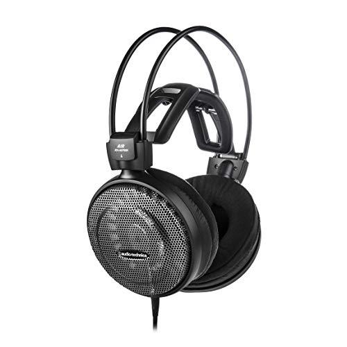 Audio-Technica ATH-AD700X Audiophile Open-Air Headphones Black
