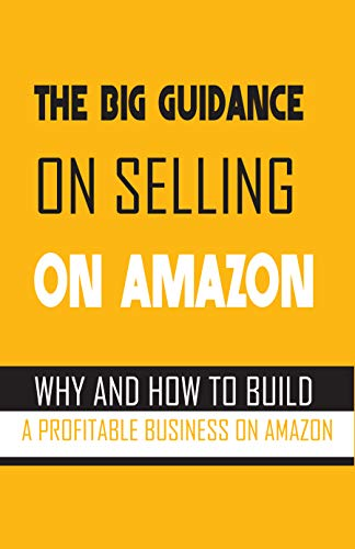 The Big Guidance On Selling On Amazon: Why And How To Build A Profitable Business On Amazon: Amazon Fba Business For Sale (English Edition)