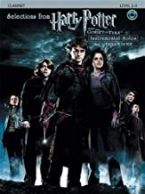 Selections from Harry Potter-the Goblet of Fire