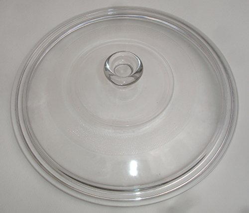 Presto Deep Fryer Multi Cooker 6 Qt. 06000 Round Clear Glass Lid Replacement Part