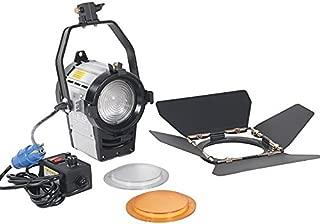 Dimmable 100W LED Studio Fresnel spot Light 3200/5500K for Studio Camera Photo video Equipment