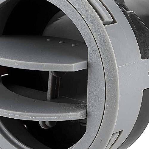 Gmasuber Aire Acondicionado Salida A/C Ventilación 3x2 'Ventilación Ajuste Universal para RV Autocaravana