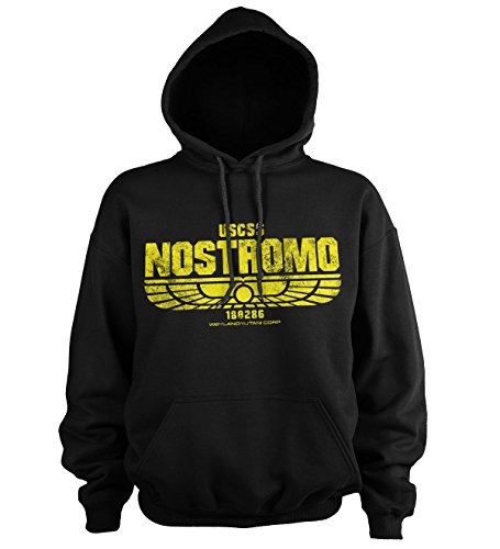 Officially Licensed Aliens - USCSS Nostromo Hoodie...