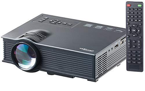 Scene Lights WLAN Beamer: TV LCD LED proiettore LB di 8300. WL, SVGA, Miracast, DLNA & Airplay,...