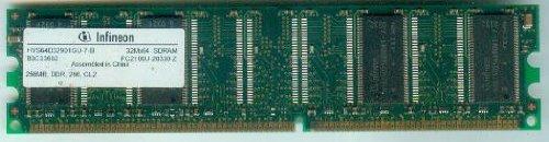INFINEON 32Mx64 SDRAM HYS64D32000GU-7-B 256MB [Arbeitsspeicher, RAM ]
