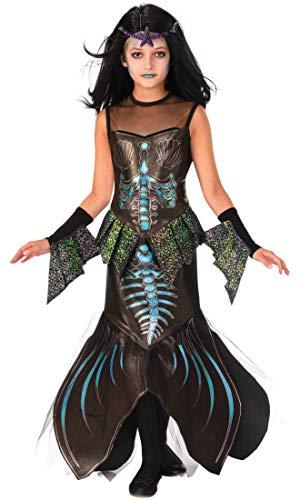 Zombie Mermaid Costume, Small