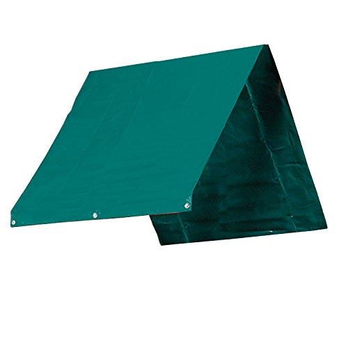"""Swing-N-Slide WS 4496 43"""" x 90"""" Heavy Duty Swing Set Canopy, Green"""