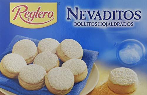 Reglero - Nevaditos Bollitos Hojaldrados - 500 g - [Pack de 6]