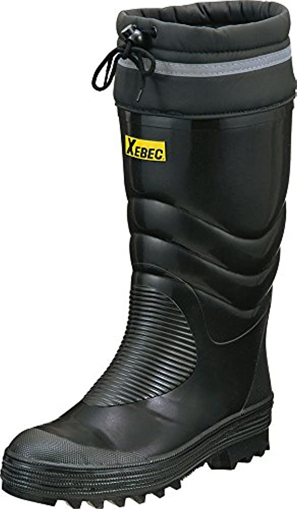 問い合わせタワー困難ジーベック XEBEC 先芯入り長靴 セフティ長靴 安全靴(先芯あり) (85702-xe) 【25.0~28.0cmサイズ展開】
