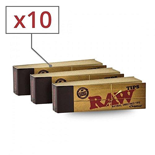 Filtros de cartón Raw x10