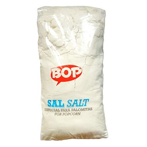 Harina de SAL para palomitas. Bolsa de 1 Kilo.