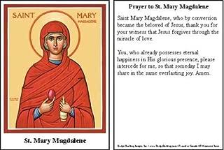 Best saint mary magdalene prayer card Reviews