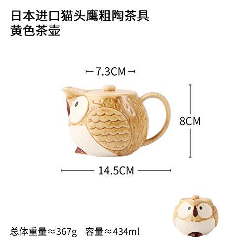 Keramik Kaffeetasse Haushalt kreative niedlichen Tier Steinzeug Becher Tasse Blume Teetasse Trinkbecher