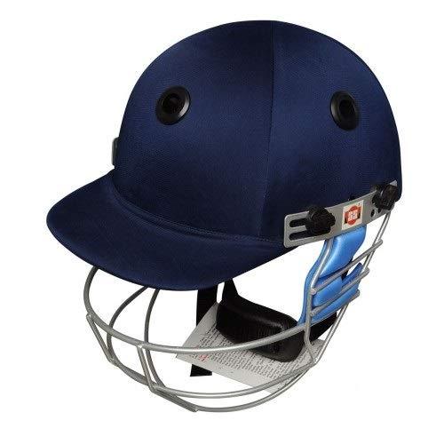 SS Cricket Gutsy Cricket Helmet - Men's (Black Color) - Large Size