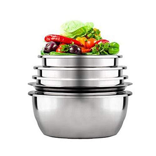 SCRFF Olla de Vapor de Acero Inoxidable for cocinar Sopa y cocinar...