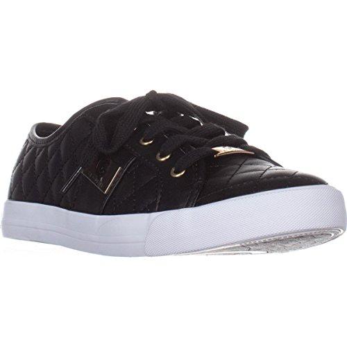 Guess G by Frauen Fashion Sneaker Schwarz Groesse 8.5 US /39.5 EU