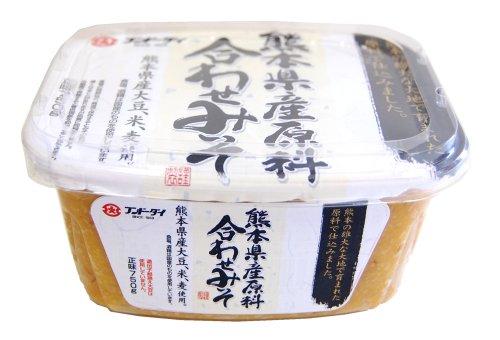 フンドーダイ 熊本県産原料合わせみそ 750g