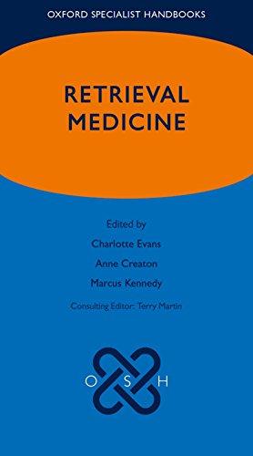 Evans, C: Retrieval Medicine (Oxford Specialist Handbooks)