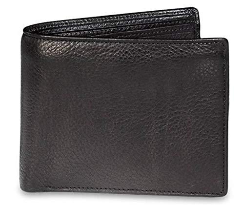 LYDZ-Sacs Porte-Monnaie Taille Cadres Photo Mode Casual Portefeuille Multi-Fonctions (Color : Black, Size : S)