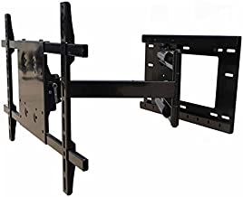 THE MOUNT STORE TV Wall Mount for Hitachi 55 inch Class 4k UHD TV with Roku - 55R7 VESA 400x400mm Maximum Extension 40 inches
